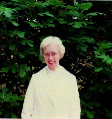 Sister Dorothy Frankrone - Celebrating 75 Years in Ministry