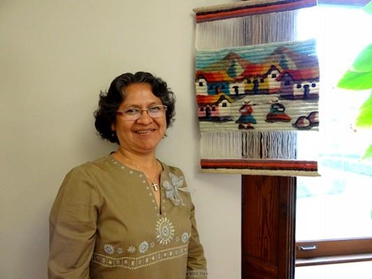 July 28 - Jubilee - 20th Jubilee Sister Yuli Oncihuay