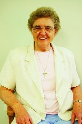Sister Rose Ann (Mary Luke) Muller - Celebrating 60 Years in Ministry