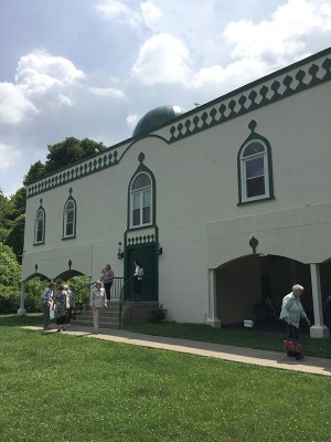 July 26 - Visiting the Louisville Islamic Center to foster cultural sensitivity.