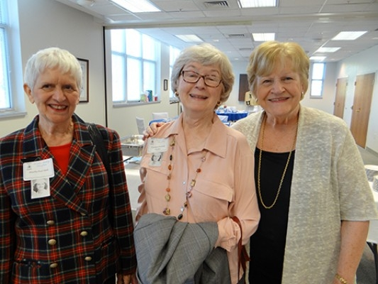 October 15, 2016--Ursuline Academy Class of 1956--60th Reunion